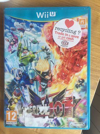 Nintendo The Wonderful 101 Wii U - Juego (Wii U)