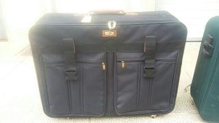 Lote de 2 maletas