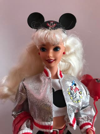 Barbie 25 Aniversario Walt Disney World 1996