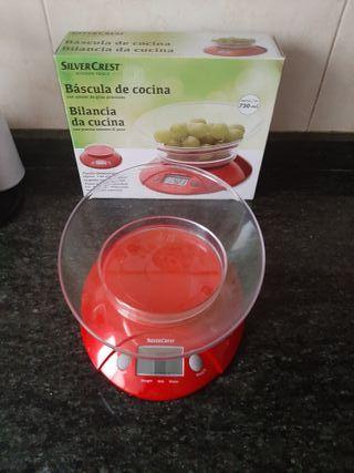 Bascula Cocina.