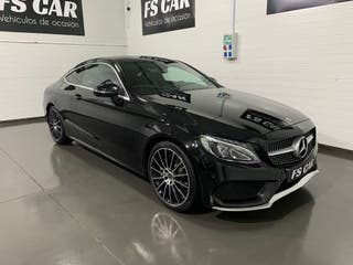 Mercedes-Benz Clase C COUPE AMG