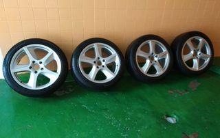 Llantas 20' y neumáticos para PORSCHE Cayenne