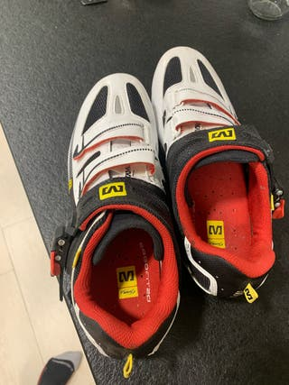 Zapatillas mavic talla 40