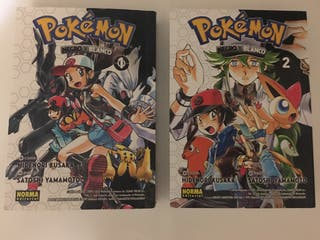 2 Cómics de Pokemon
