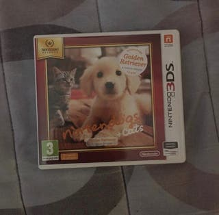 NINTENDOGS AND CATS 3DS NINTENDO