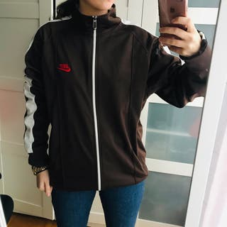 Sudadera Nike Marrón