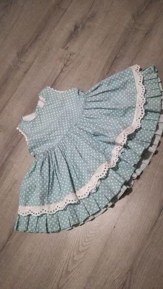 Vestido talla 4 Lapeppa