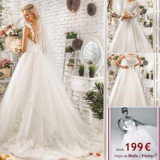 Vestidos de novia anticrisis