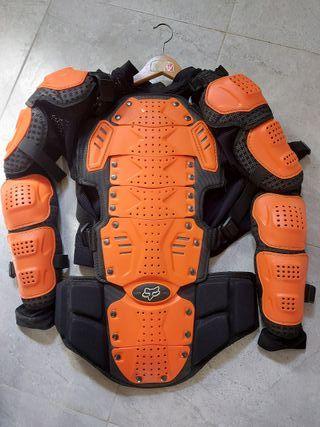 peto motocross Fox titan