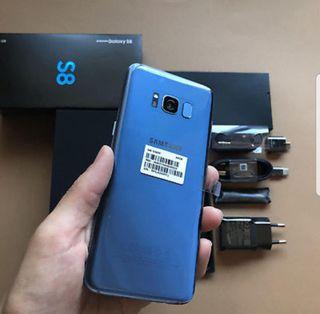 Samsung Galaxy S8 * CAMBIOS *