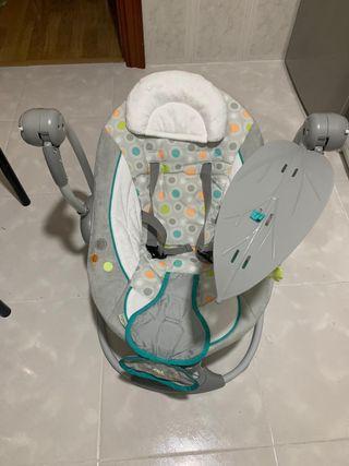 Hamaca/columpio bebé ingenuity
