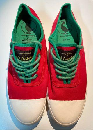 Zapatillas El Ganso Talla 44