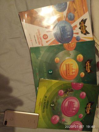 libros la leyenda del legado 3 primaria edel