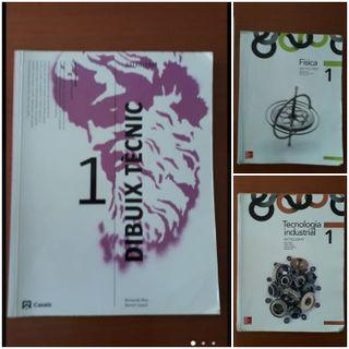 Libros Ies Sabadell 1 Batxillerat
