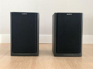 Pareja de altavoces Sony