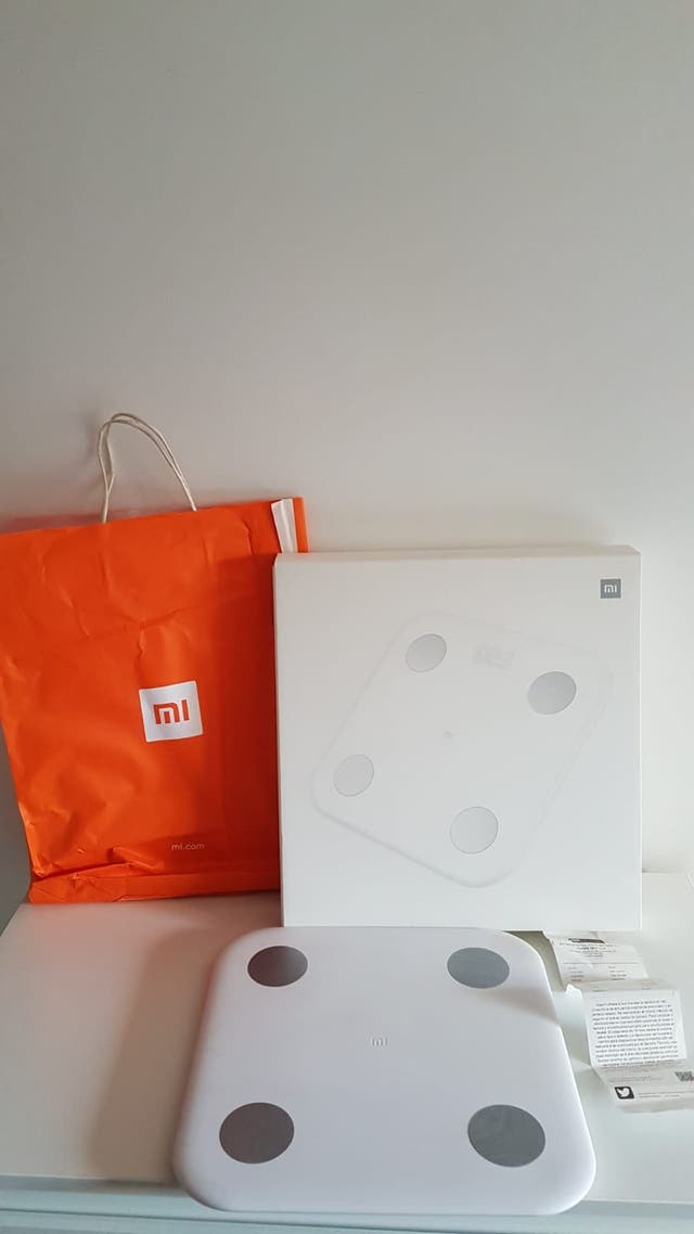 Xiaomi My Body Composition Scale