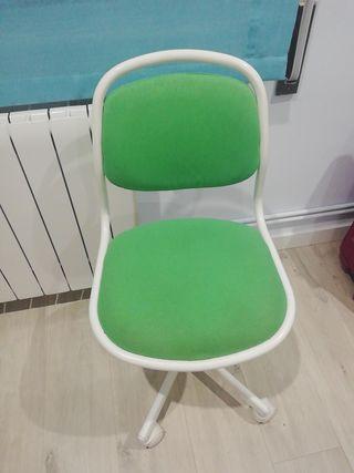 silla escritorio para niñ@