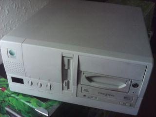 Ordenador pc Intel Pentium 100 MHz