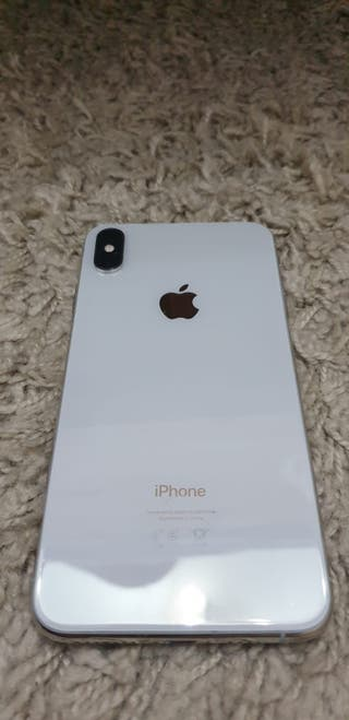 IPhone XS Max 256gb Plata
