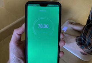 Báscula inteligente Xiaomi Mi composition Scale 2