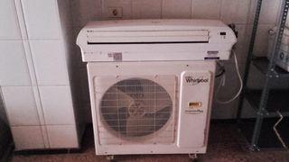 Aire acondicionado whirlpool 6500 frigorias