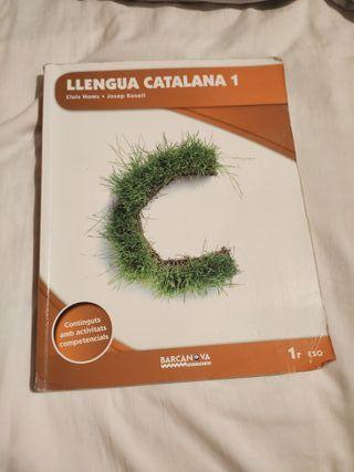 llibre llengua catalana 1 ESO