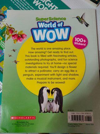Pack libros infantiles juveniles inglés