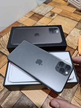 IPHONE 11 PRO 64 GB SPACE GREY APPLE BATERIA 100%