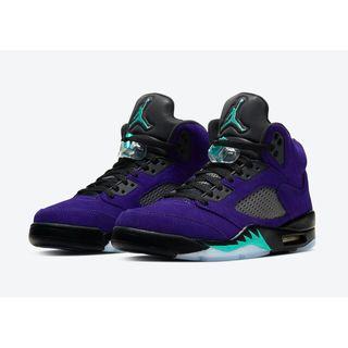 Nike Jordan 5 Alternate Grape 10UK 11US DS