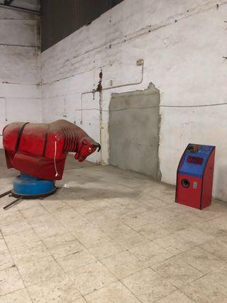 Toro mecaníco