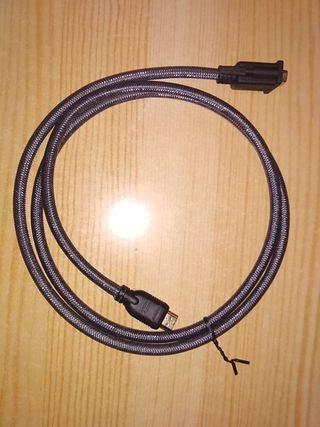 Cable HDMI a VGA. Nuevo