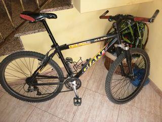 bicicleta giant en buen estado