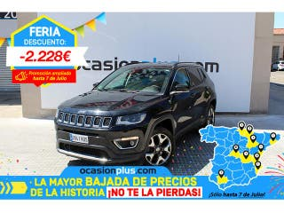 Jeep Compass 1.4 Multiair Opening Edition 4x4 AD AT 125 kW (170 CV)