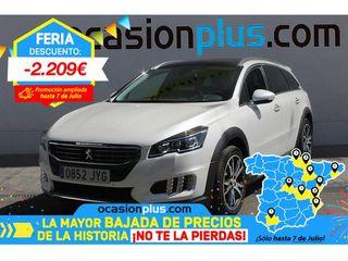 Peugeot 508 RXH 2.0 HDi HYbrid4 147 kW (200 CV)