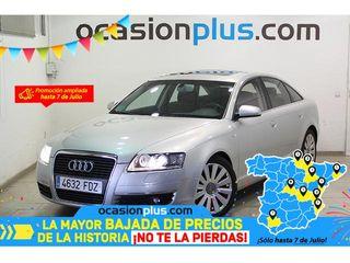 Audi A6 3.2 FSI TIPTRONIC QUATTRO 188 kW (255 CV)