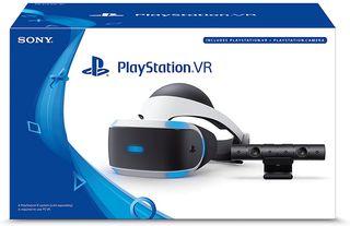 Realidad virtual casco Sony PS4