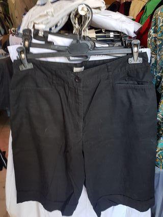 Pantalon bermuda chica