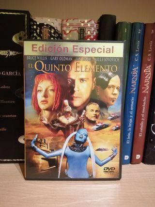 EL QUINTO ELEMENTO Edición Especial