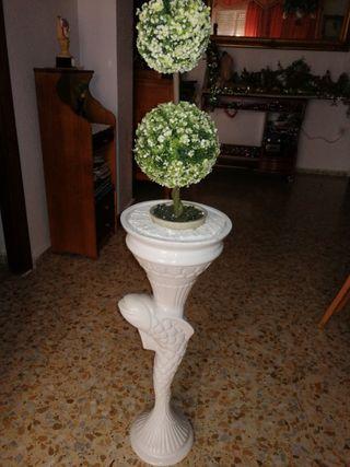 vendo macetero de cerámica