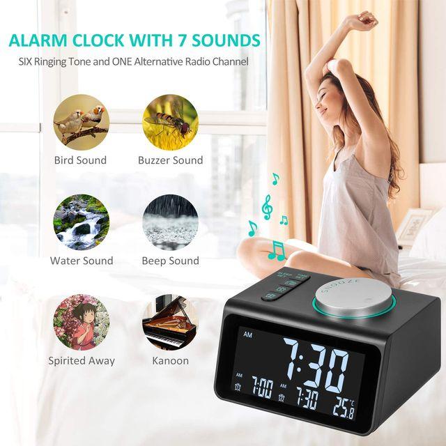 Radio Reloj Despertador SIN ESTRENAR