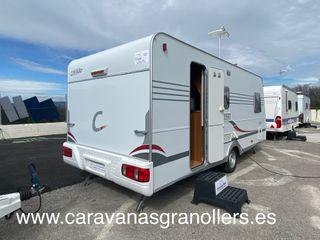 caravana carado 500 calidad alemana