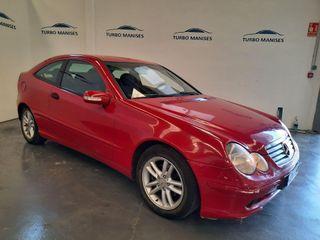 Mercedes-Benz Clase C C 200 CDI SPORTCOUPE