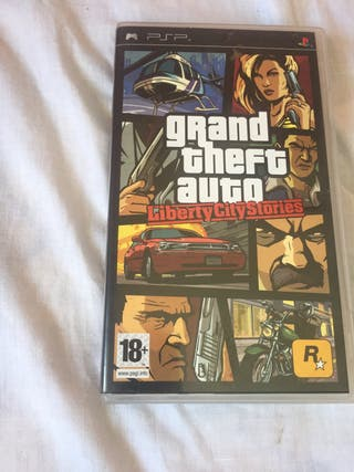 GTA: Liberty City Stories (PSP)