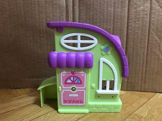 Casa Pin y Pon juguete portatil