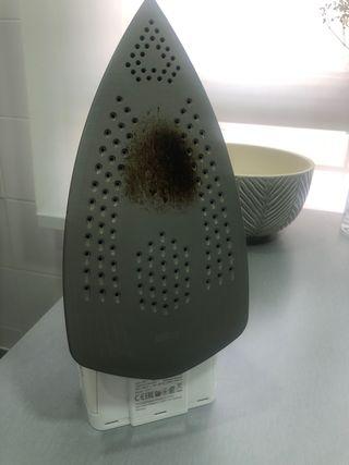 Plancha ropa Braun