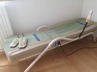 Camilla de masajes eléctrica
