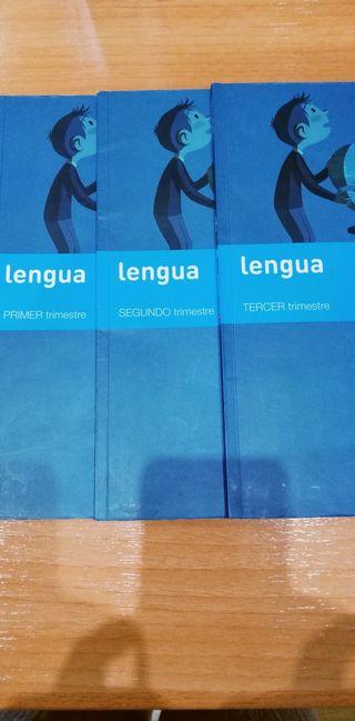 libros de lengua 3°de primaria