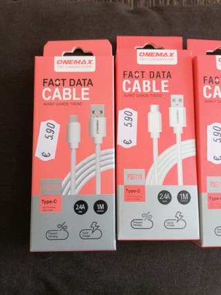 Cable USB para Android