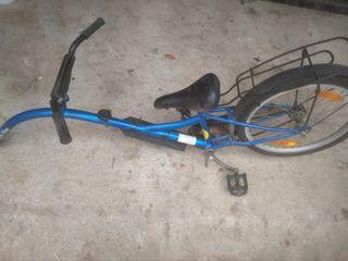 Trailer para bici