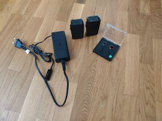 Baterías, cargador y filtros Mavic Air